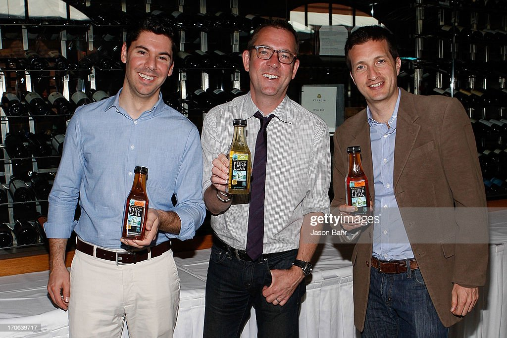 Ted Allen And Pure Leaf Present The Science Of Pairings At The St. Regis During The FOOD & WINE Classic In Aspen