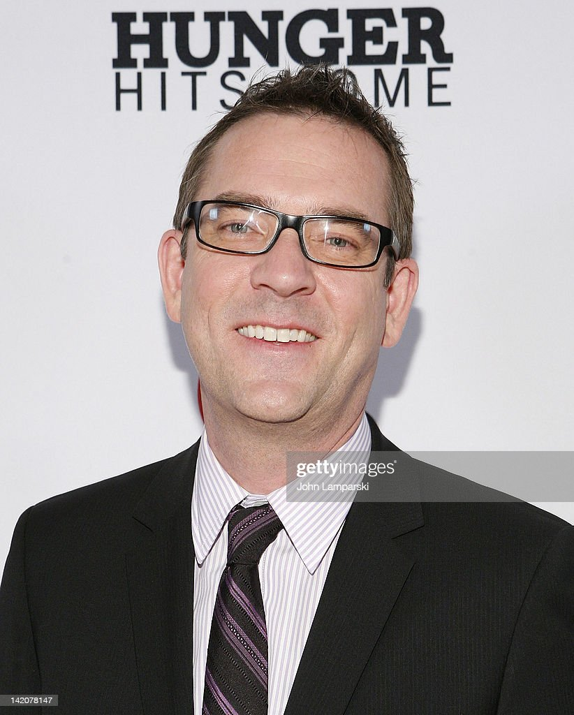 <a gi-track='captionPersonalityLinkClicked' href=/galleries/search?phrase=Ted+Allen&family=editorial&specificpeople=204146 ng-click='$event.stopPropagation()'>Ted Allen</a> attends the 'Hunger Hits Home' screening at the Hearst Screening Room on March 29, 2012 in New York City.