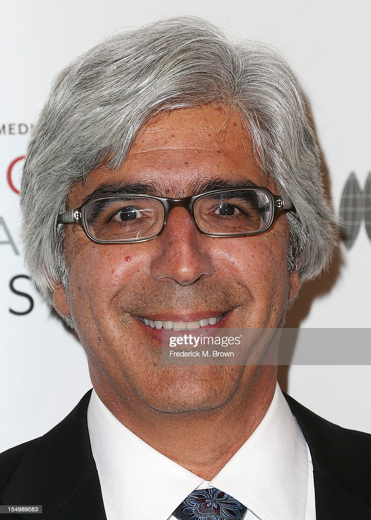Ted Boutrous attends the 2012 International Women's Media Foundation's Courage In Journalism Awards at The Beverly Hills Hotel on October 29, 2012 in Beverly Hills, California.