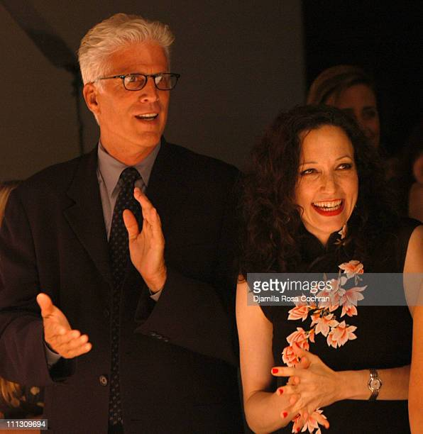 Image result for bebe neuwirth and ted danson