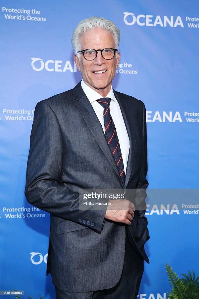 Ted Danson attends the 10th Annual Oceana SeaChange Summer Party at Private Residence on July 15, 2017 in Laguna Beach, California.