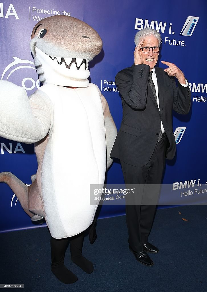 Ted Danson attends the 7th Annual Oceana's Annual SeaChange Summer Party on August 16 2014 in Laguna Beach California
