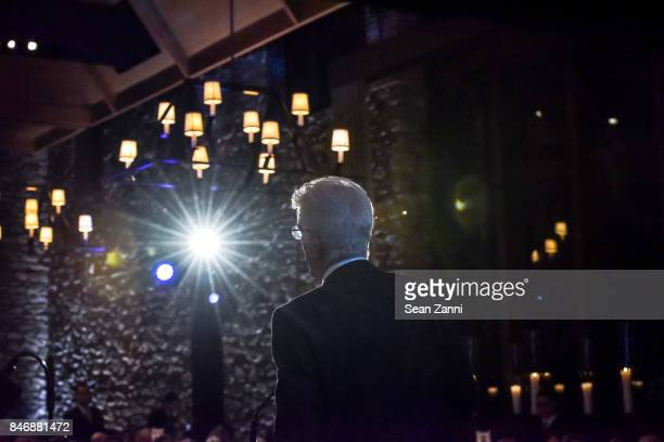 Ted Danson attends the Oceana New York Gala at Blue Hill at Stone Barns on September 13 2017 in Tarrytown New York