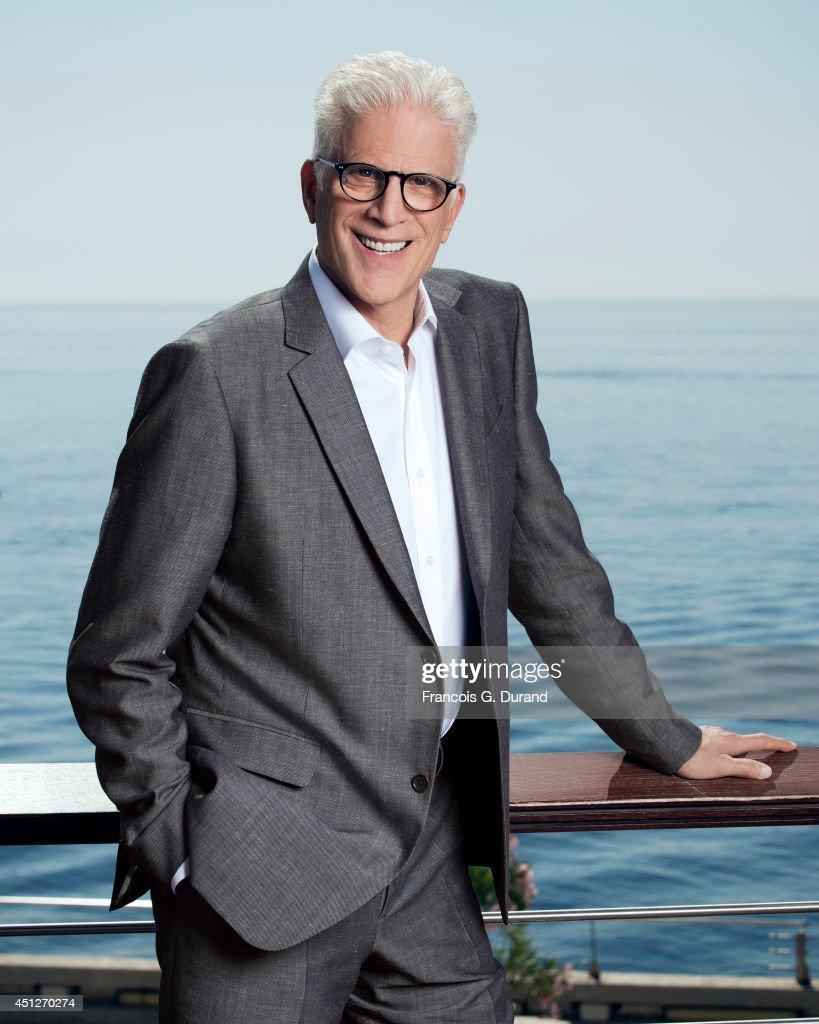Ted Danson poses for a portrait at the 54th Monte Carlo TV Festival on June 11, 2014 in Monte-Carlo, Monaco.