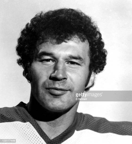 Ted Green of the Winnipeg Jets poses for a portrait in September 1978 in Winnipeg Manitoba Canada