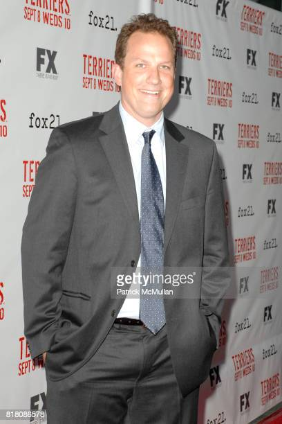 Ted Griffin attend Screening Of FX's 'Terriers' at ArcLight Cinemas on September 7th 2010 in Hollywood California