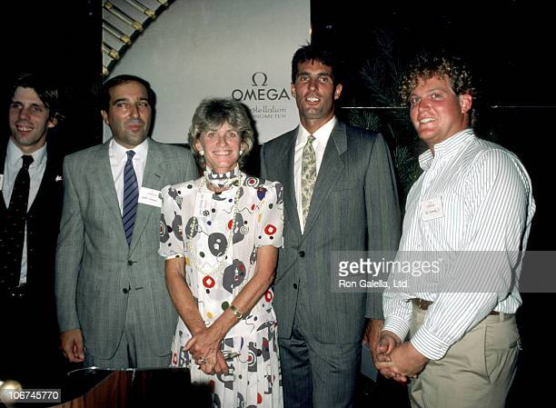 Ted Kennedy Jr Kara Kennedy Jean Kennedy Smith and Gerry Cooney