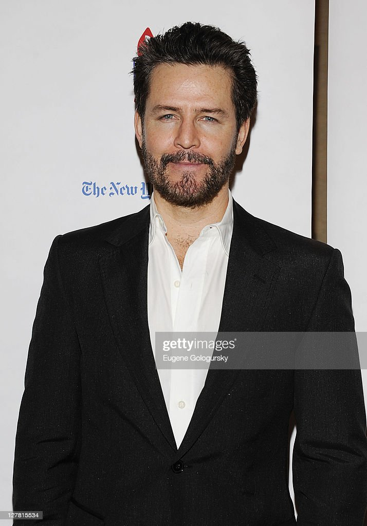 Ted King attends the 7th Annual ABC & SOAPnet Salute Broadway Cares/Equity Fights Aids Benefit closing celebration at The New York Marriott Marquis on March 13, 2011 in New York City.