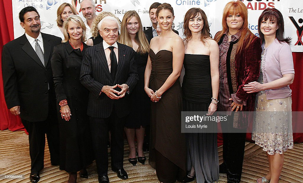 Youth AIDS Gala with Ashley Judd - Arrivals - September 14, 2005