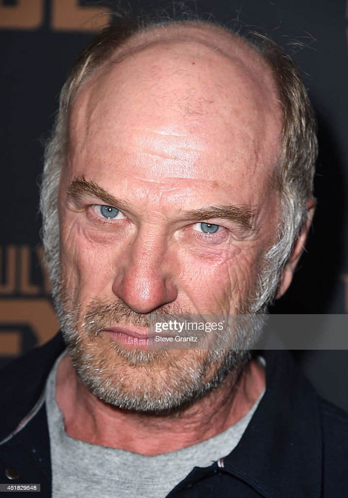 Ted Levine arrives at the FX's 'The Bridge' Season 2 Premiere at Pacific Design Center on July 7, 2014 in West Hollywood, California.