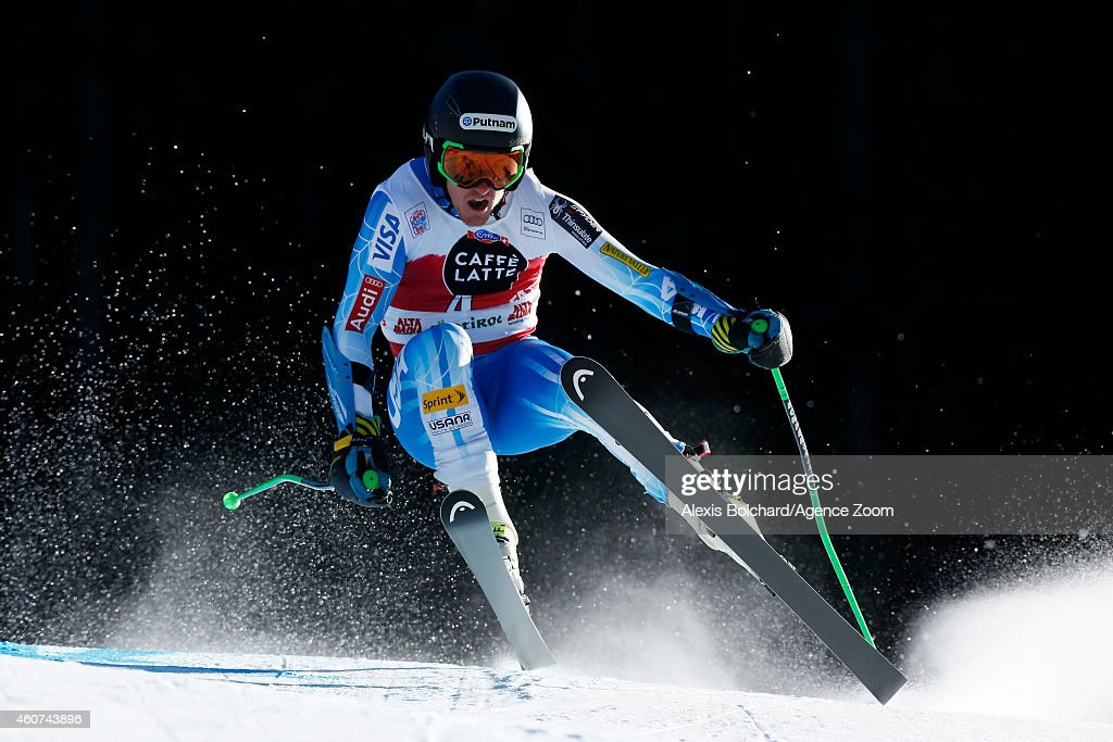 <a gi-track='captionPersonalityLinkClicked' href=/galleries/search?phrase=Ted+Ligety&family=editorial&specificpeople=580537 ng-click='$event.stopPropagation()'>Ted Ligety</a> of the USA takes 2nd place during the Audi FIS Alpine Ski World Cup Men's Giant Slalom on December 21, 2014 in Alta Badia, Italy.