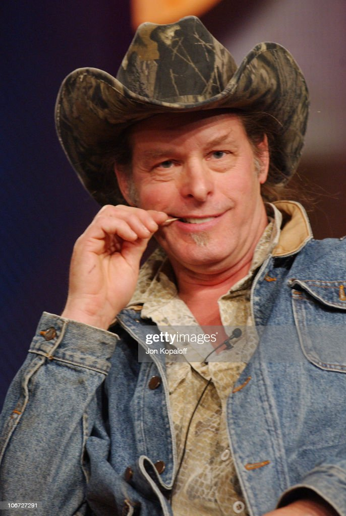 ted nugent how tall