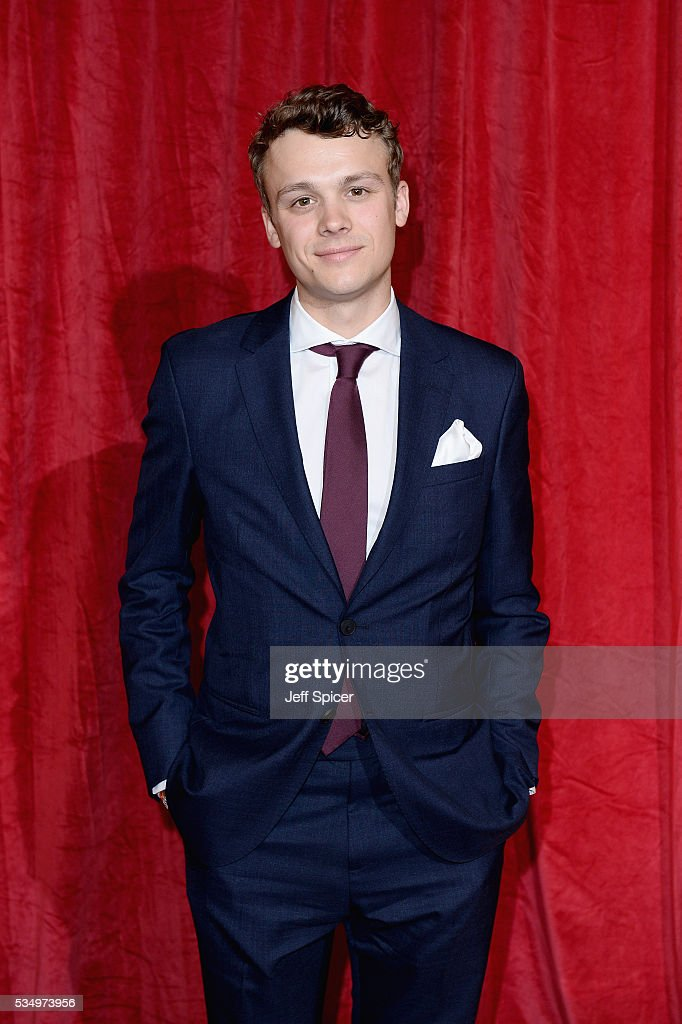 Ted Reilly attends the British Soap Awards 2016 at Hackney Empire on May 28, 2016 in London, England.