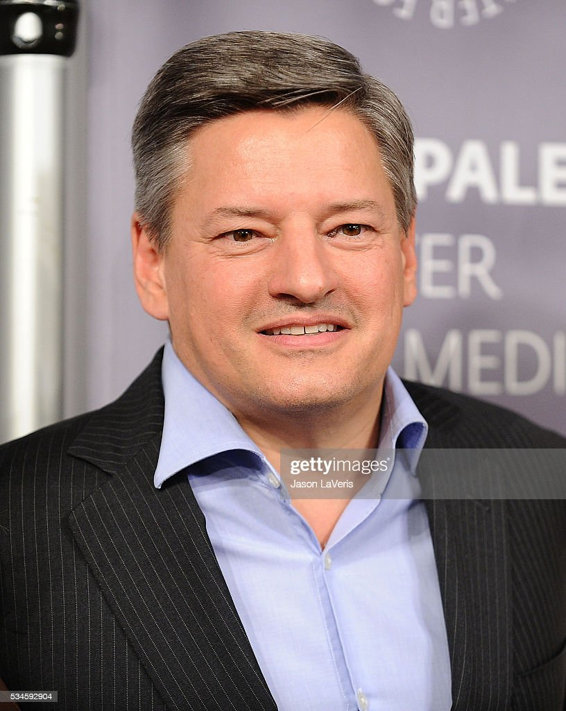 Ted Sarandos attends an evening with 'Orange Is The New Black' at The Paley Center for Media on May 26, 2016 in Beverly Hills, California.