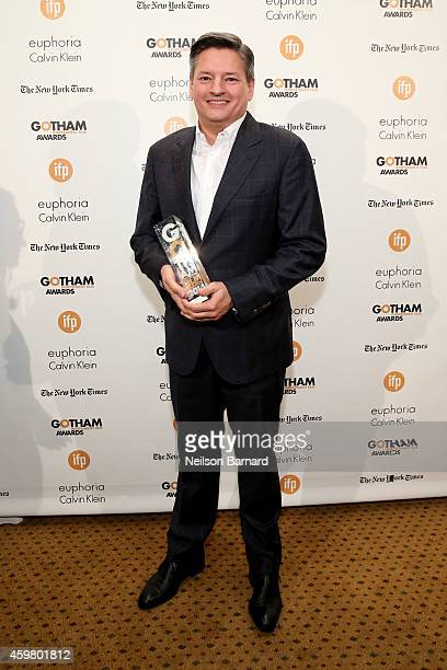 Ted Sarandos attends IFP's 24th Gotham Independent Film Awards at Cipriani Wall Street on December 1 2014 in New York City