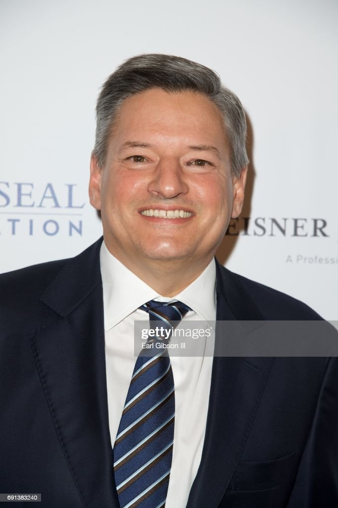 Ted Sarandos attends the 2017 Los Angeles Evening Of Tribute Benefiting The Navy SEAL Foundation on June 1, 2017 in Beverly Hills, California.