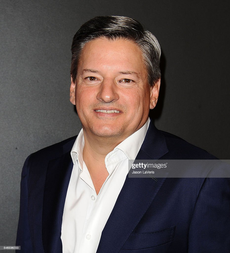 Ted Sarandos attends the premiere of 'Stranger Things' at Mack Sennett Studios on July 11, 2016 in Los Angeles, California.