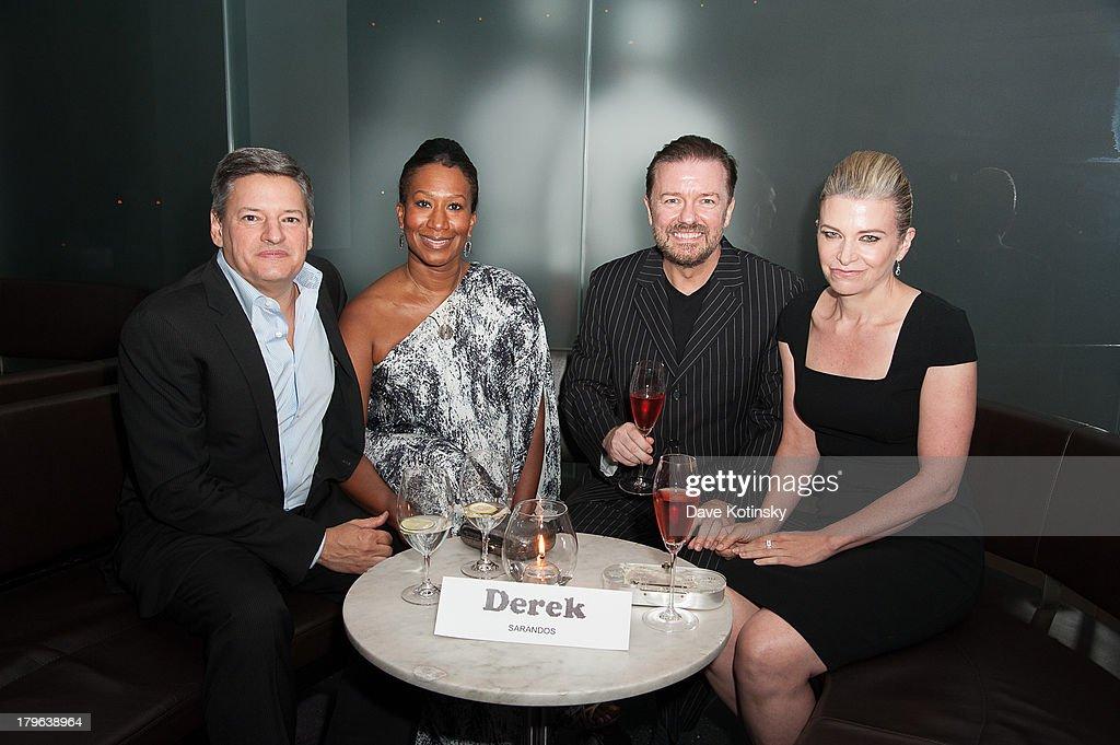 """""""Derek"""" New York Premiere - After Party"""