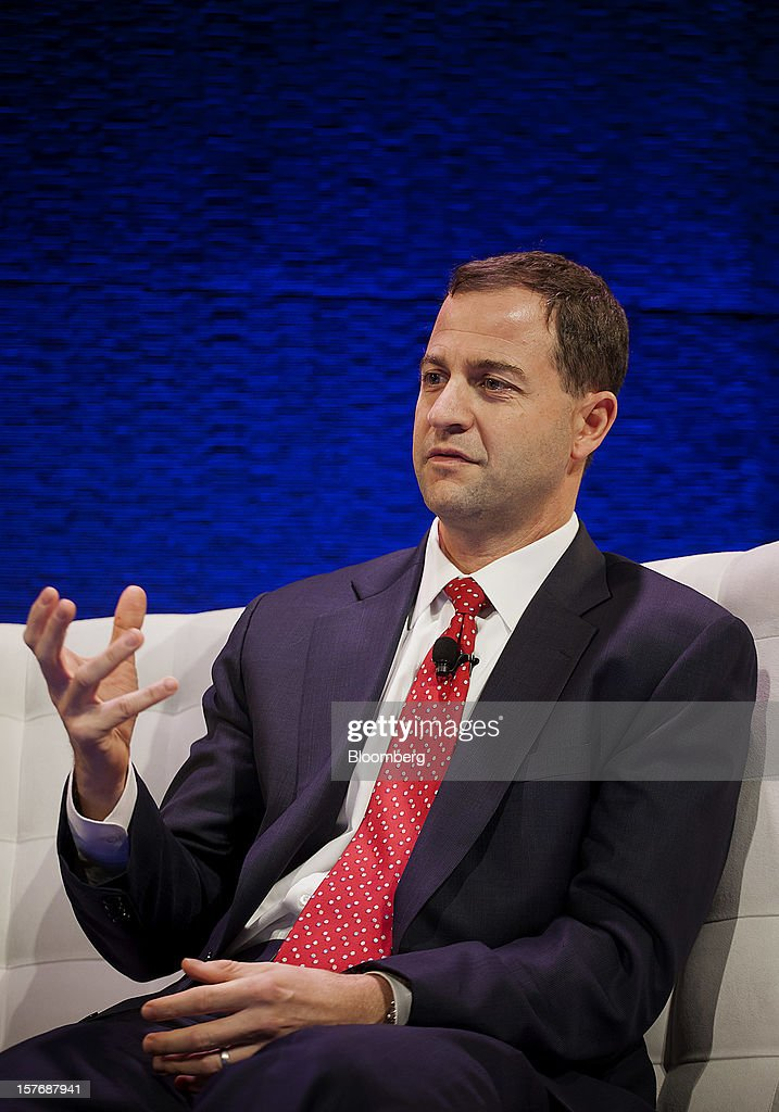 Ted Seides, president and co-chief investment officer at Protege Partners LLC, speaks during the Bloomberg Hedge Funds Summit in New York, U.S., on Wednesday, December 5, 2012. The Bloomberg Hedge Funds Summit convenes managers and investors to discuss the impact of the European debt crisis on the global markets and break down the fundamentals driving volatility in the equity markets. Photographer: Michael Nagle/Bloomberg via Getty Images