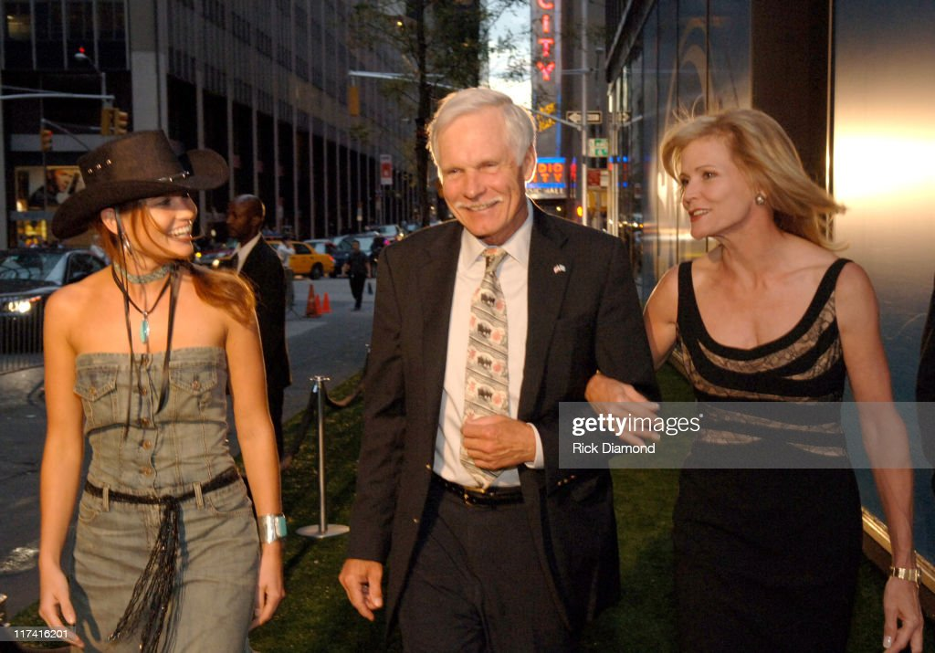 the life and contributions of ted turner Ted turner, the maverick founder of the cable news network and the chairman of turner broadcasting,  i'm tired of being little for my whole life.