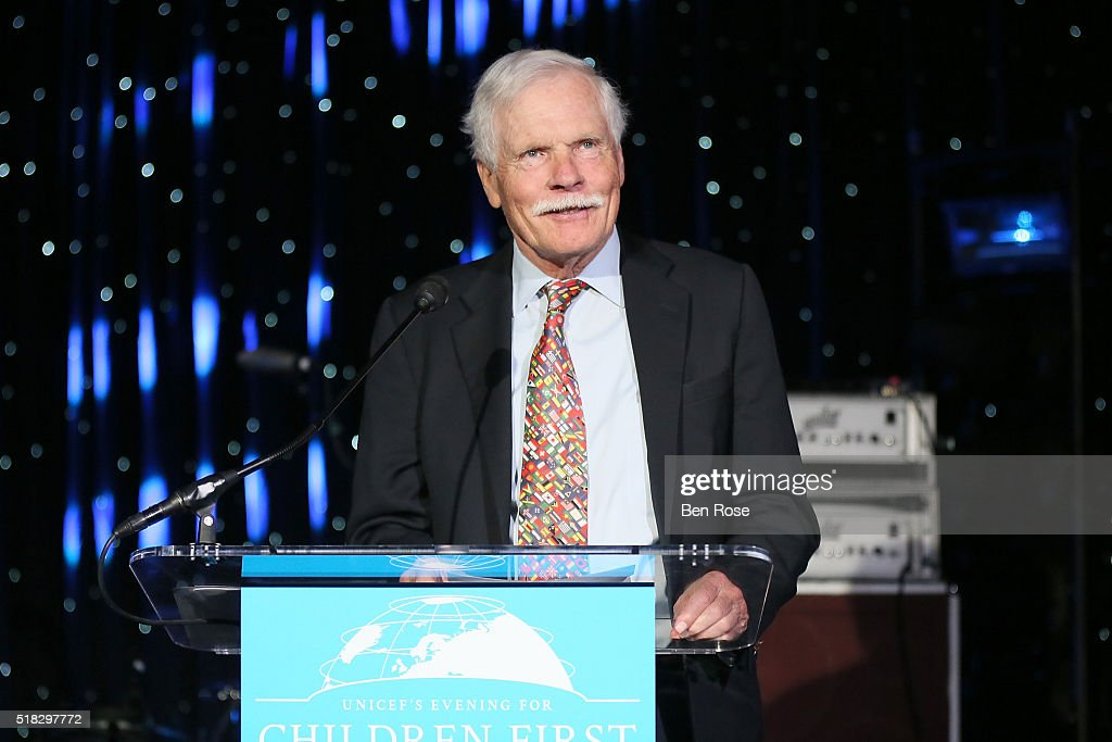 UNICEF's Evening for Children First to Honor Ted Turner