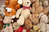 Teddy Bear Bunch
