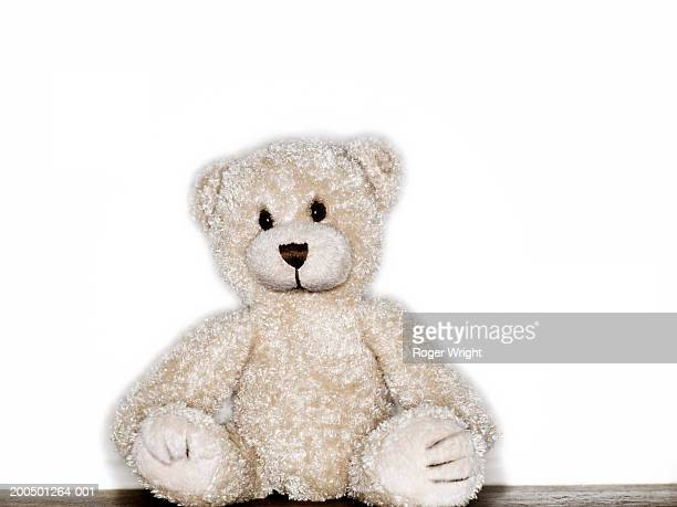 Teddy bear, close-up