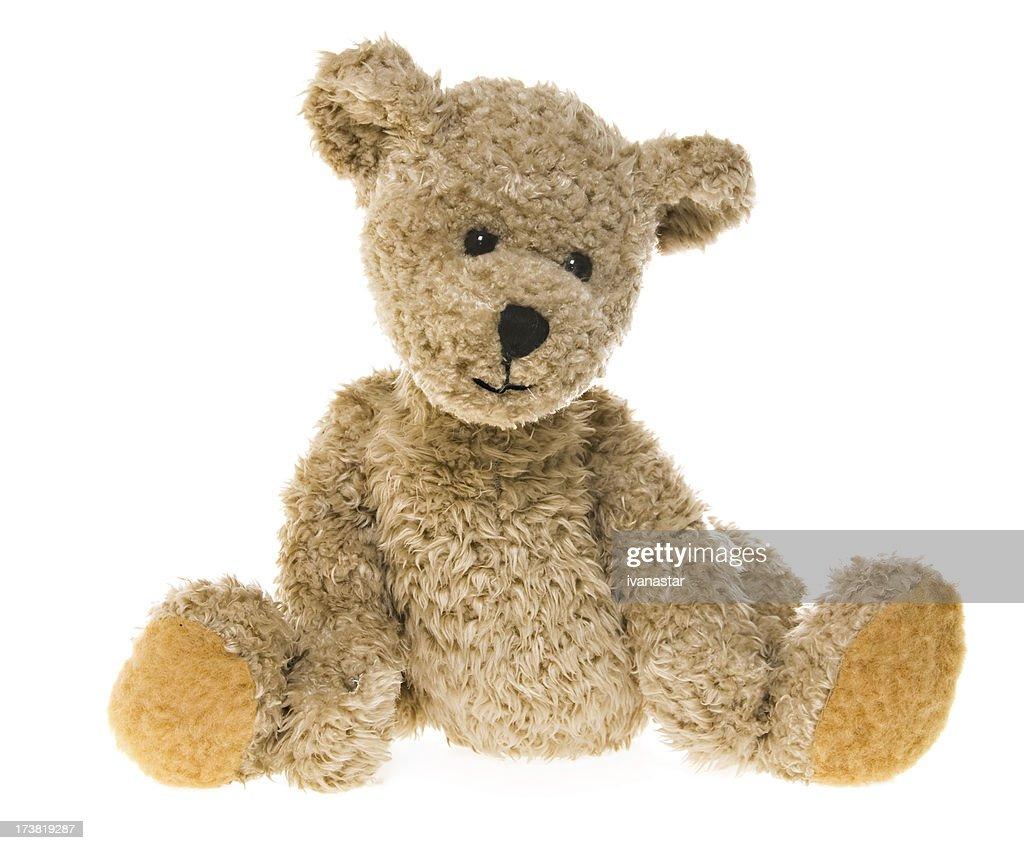 Teddy Bear Waiting