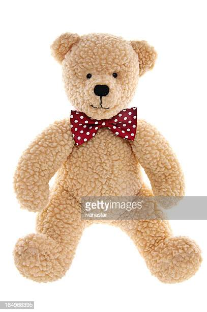 Teddy Bear with Bow Tie