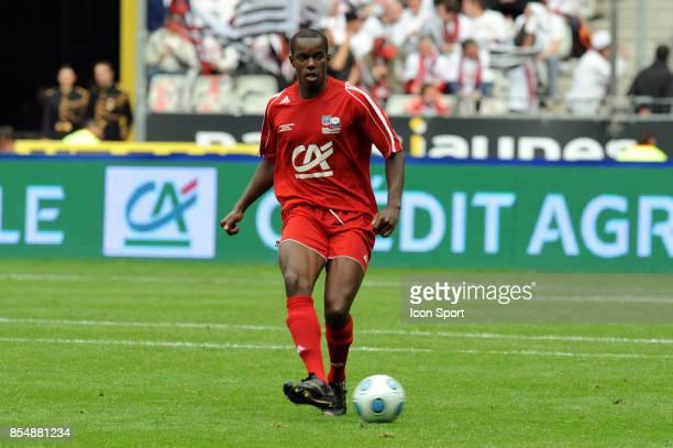 Teddy MEZAGUE Montpellier / Nantes Finale de la Coupe Gambardella 2009 lever de Rideau de la Finale de la Coupe de France Stade de France Saint Denis