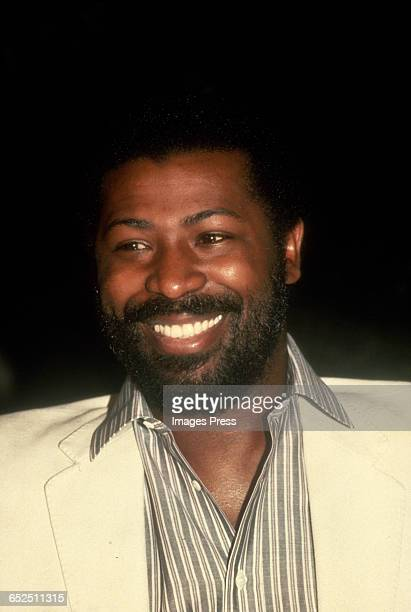 Teddy Pendergrass circa 1984 in New York City