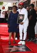 Teddy Riley Honored With A Star On The Hollywood Walk...