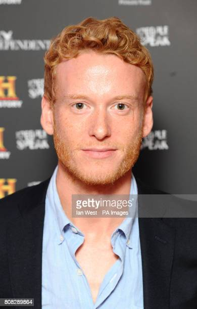 Teddy Thompson at History's The People Speak event at the Prince of Wales theatre in London The unique performance celebrating extraordinary moments...