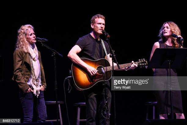 Teddy Thompson performs during 'The People Sing' at War Memorial Auditorium on September 12 2017 in Nashville Tennessee