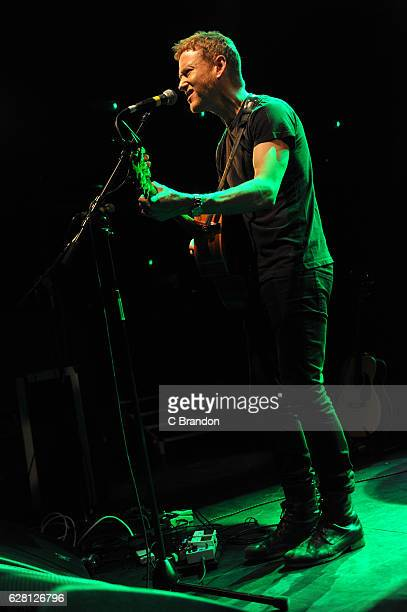 Teddy Thompson performs on stage at KOKO on December 6 2016 in London England