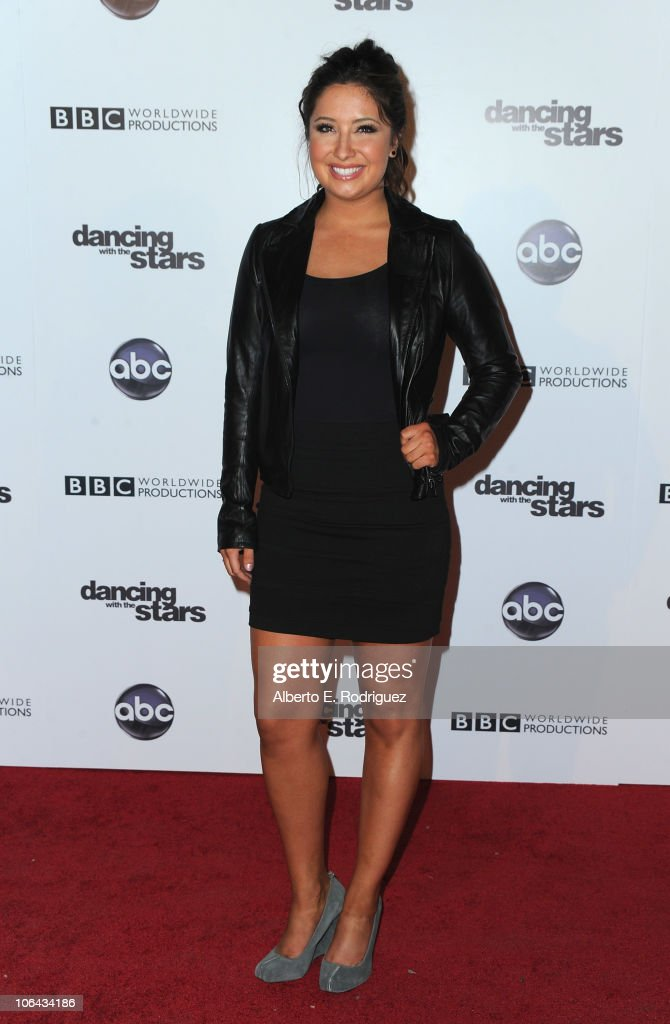 "ABC's ""Dancing With The Stars"" 200th Episode Red Carpet"