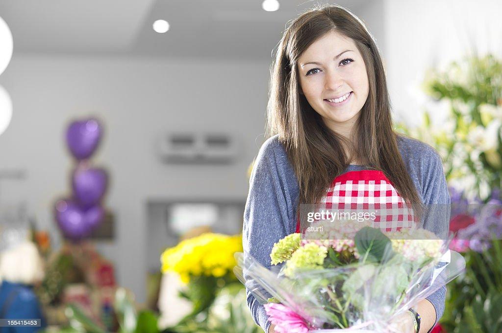 teen florist