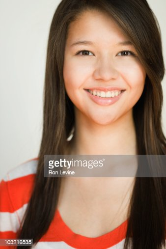 Smiling Teen Photo Embed 116