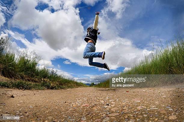teen jump