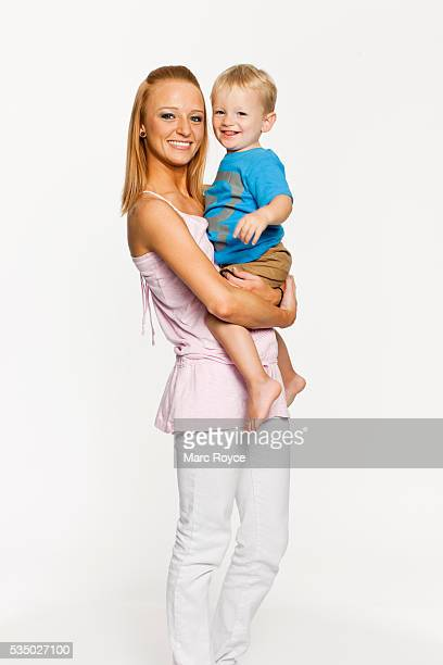 'Teen Mom' costar Maci Bookout and her son Bentley