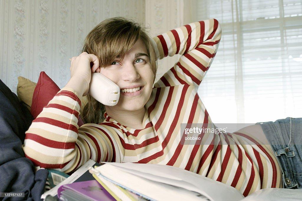 Teen quinte : Foto stock