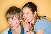 Teen Secrets and Teen Kisses