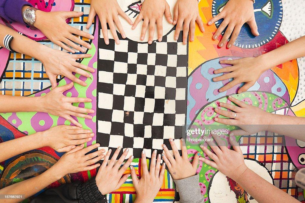 Teen Teamwork 55