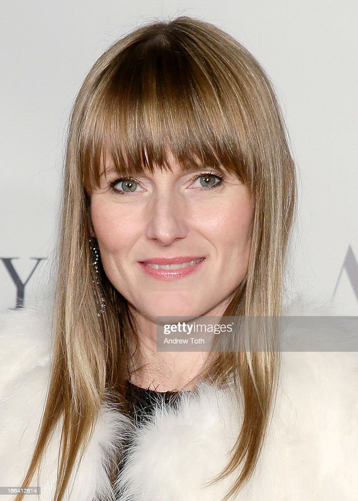 Teen Vogue editor in chief Amy Astley attends the American Ballet Theatre 2013 Opening Night Fall gala at David Koch Theatre at Lincoln Center on October 30, 2013 in New York City.