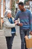 Importance of sense of community for the elderly