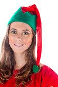 Teenage Christmas Elf