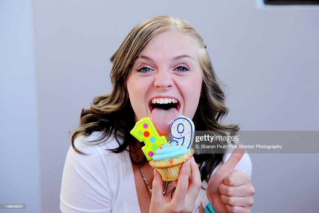 Teenage Girl : Stock Photo