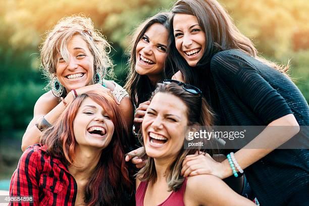 Teenage Girls portrait