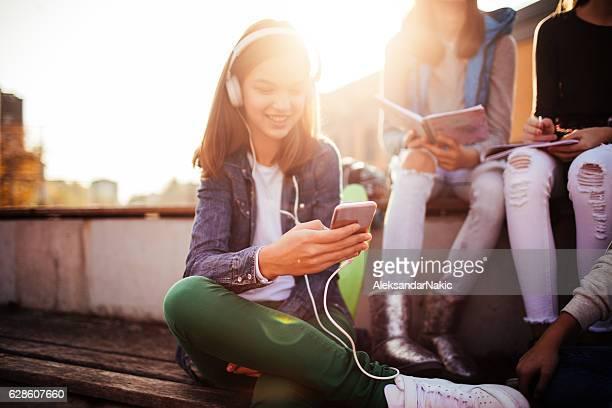 Teenager-Leben