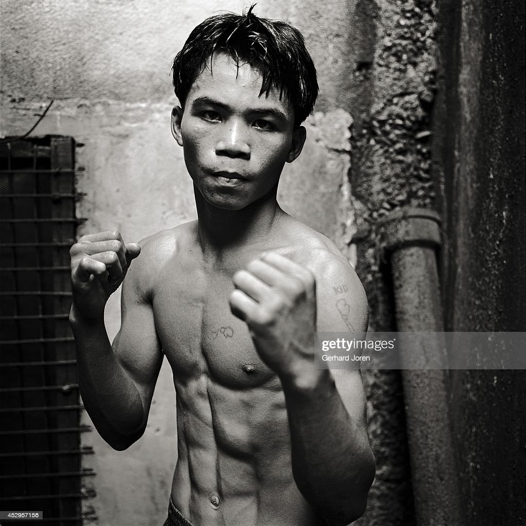 In Focus: Filipino Boxers